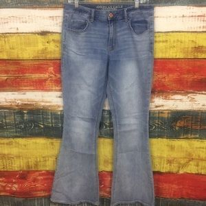 American Eagle Outfitters High Rise Artist Jeans